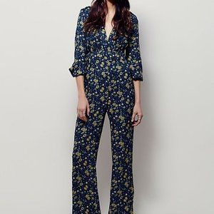 Free People Some Like It Hot Jumpsuit Midnit Com